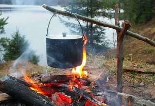 روشن کردن آتش در بستر زاینده رود تخلف است