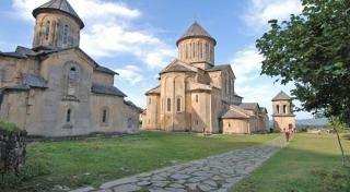 صومعه گلاتی گرجستان یکی از گزینه های متجاوز محبوبی است