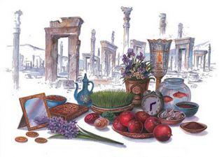 بهترین اشعار در قالب تک بیتی، دوبیتی، شعر نو، شعر کودکانه و اشعار شاعران بزرگ درباره عید نوروز