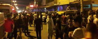 حادثه تلخ آتش سوزی قهوه خانه ای در کیان پارس اهواز در دقایق اولیه جان 10 نفر را گرفت