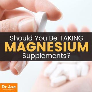 آیا مصرف مکمل منیزیم نیاز است؟ - مقالات سلامتی