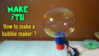 آموزش ساخت یک اسباب بازی ...حباب ساز