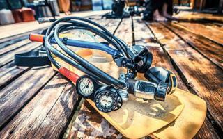 نادیده گرفتن تعمیر و نگهداری مناسب تجهیزات غواصی