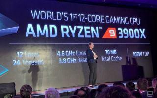 نسل سوم پردازندههای رایزن AMD معرفی شدند.