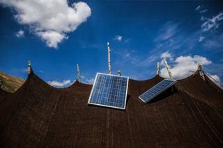 بهره مندی 50 هزار خانوار عشایر از منابع انرژی خورشیدی