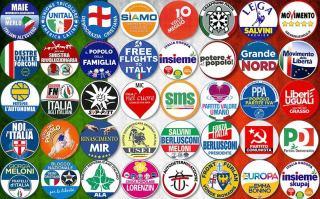 نگاهی به احزاب سیاسی ایتالیا