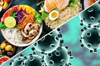 رژیم غذایی مناسب برای پیشگیری و مقابله با ویروس کرونا