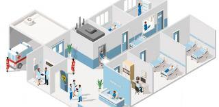 بیمارستان هوشمند چه امکانات و ویژگی هایی دارد؟