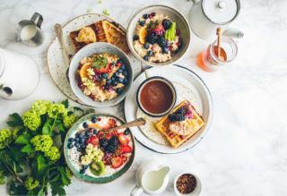 10 صبحانه رژیمی عالی برای لاغری و کاهش وزن