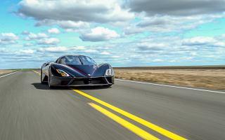 سریعترین خودرو جهان معرفی شد