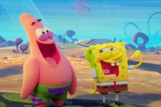 انیمیشن سینمایی جدید باب اسفنجی اسفنج درحال فرار 2020