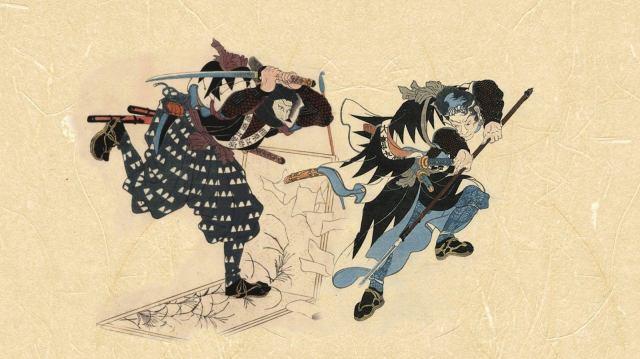 افسانه نینجا : تاریخچه نین جوتسو هنر اسرارآمیز ژاپن