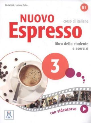 کتاب آموزش زبان ایتالیایی Nuovo Espresso 3