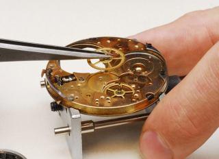 آموزش تعمیرات ساعت