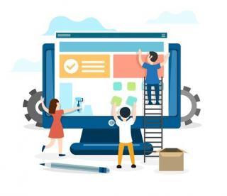 شروع یک موفقیت آنلاین با فست کد