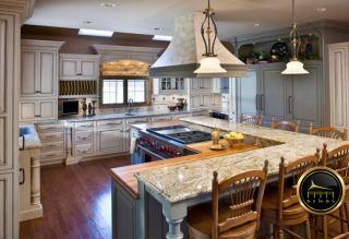 کابینت آشپزخانه کلاسیک و تنوع در مدل
