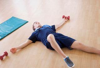 نشانه هایی که می گویند ورزش کردن برای شما مضر است!