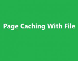 آموزش کامل ساخت page caching در پی اچ پی از پایه