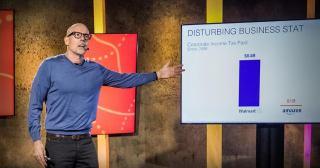 سخنرانی TED – غولهای تکنولوژی چگونه عواطف ما را مدیریت می کنند