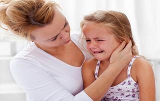 نحوه تاثیر اضطراب بر کودکان