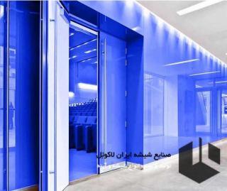 شيشه رنگي، انتخاب جذاب برای طراحی دکوراسیون داخلی