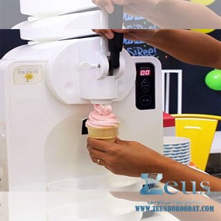 دستگاه بستنی ساز ایستاده - لیست قیمت و فروش ویژه