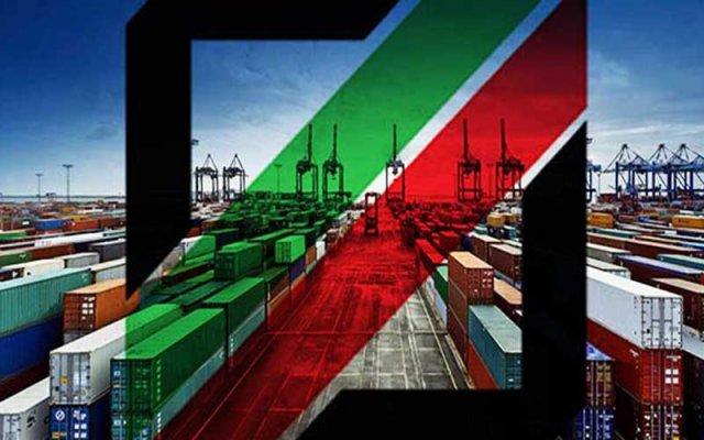 آمار صادرات 6 ماه اول سال 1400