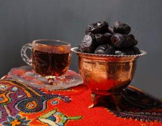 Iranian Mazafati Dates