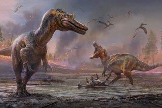 کشف فسیل 125 میلیون ساله دایناسورهایی شبیه به تمساح در انگلیس
