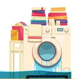 تعمیر ماشین لباسشویی تخصصی و با صرفه