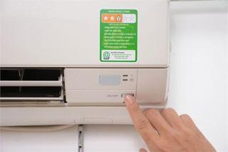 روشن کردن کولر گازی بدون ریموت کنترل