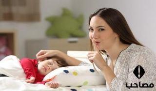 راه های تنظیم خواب کودک