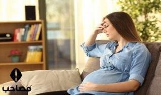 تاثیر اضطراب مادر بر جنین