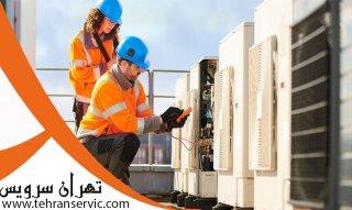 علت خروج باد گرم از کولر گازی چیست؟
